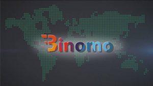 Брокер бинарных опционов binomo