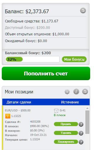Бонусные программы на Воспари